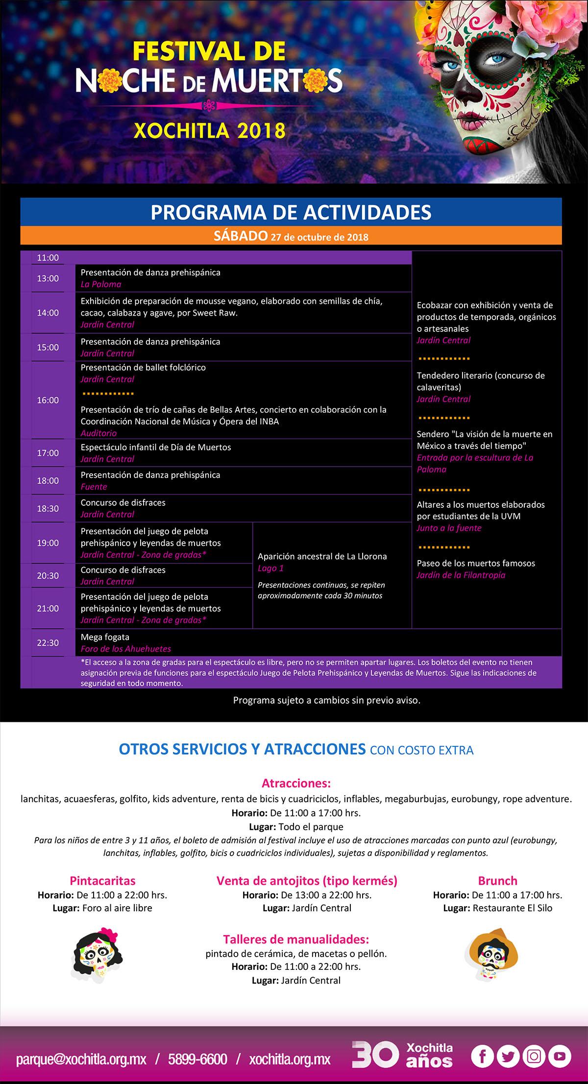 noche-de-muertos-2018-xochitla-programa-actividades