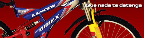 Bicicletas Bimex
